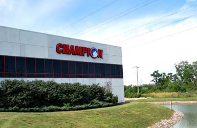 Champion headquarters