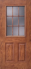 Clearlite CL2236-9L Door Style