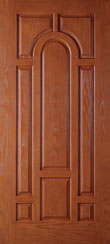 Solid Panel Door Style Model 8PCA