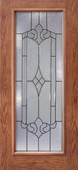 Sterling Style Entry Door Glass