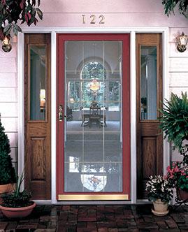 Storm Doors Replacements Champion Windows Amp Doors