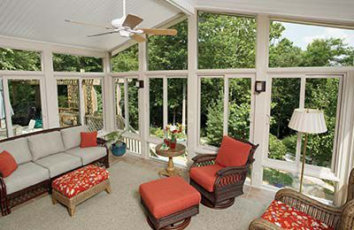 All-Season Sunrooms