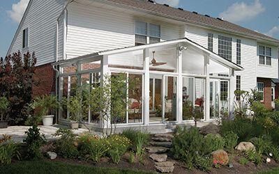 Window company sunrooms roofing siding doors champion - Champion windows sunrooms home exteriors ...