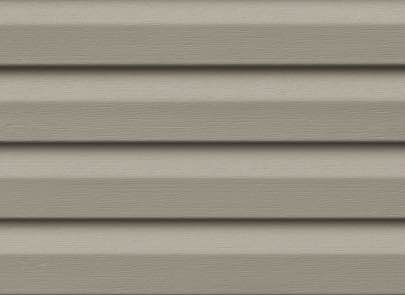 4.5 inch clapboard siding in clay color