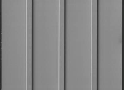 Board and Batton siding in greystone color