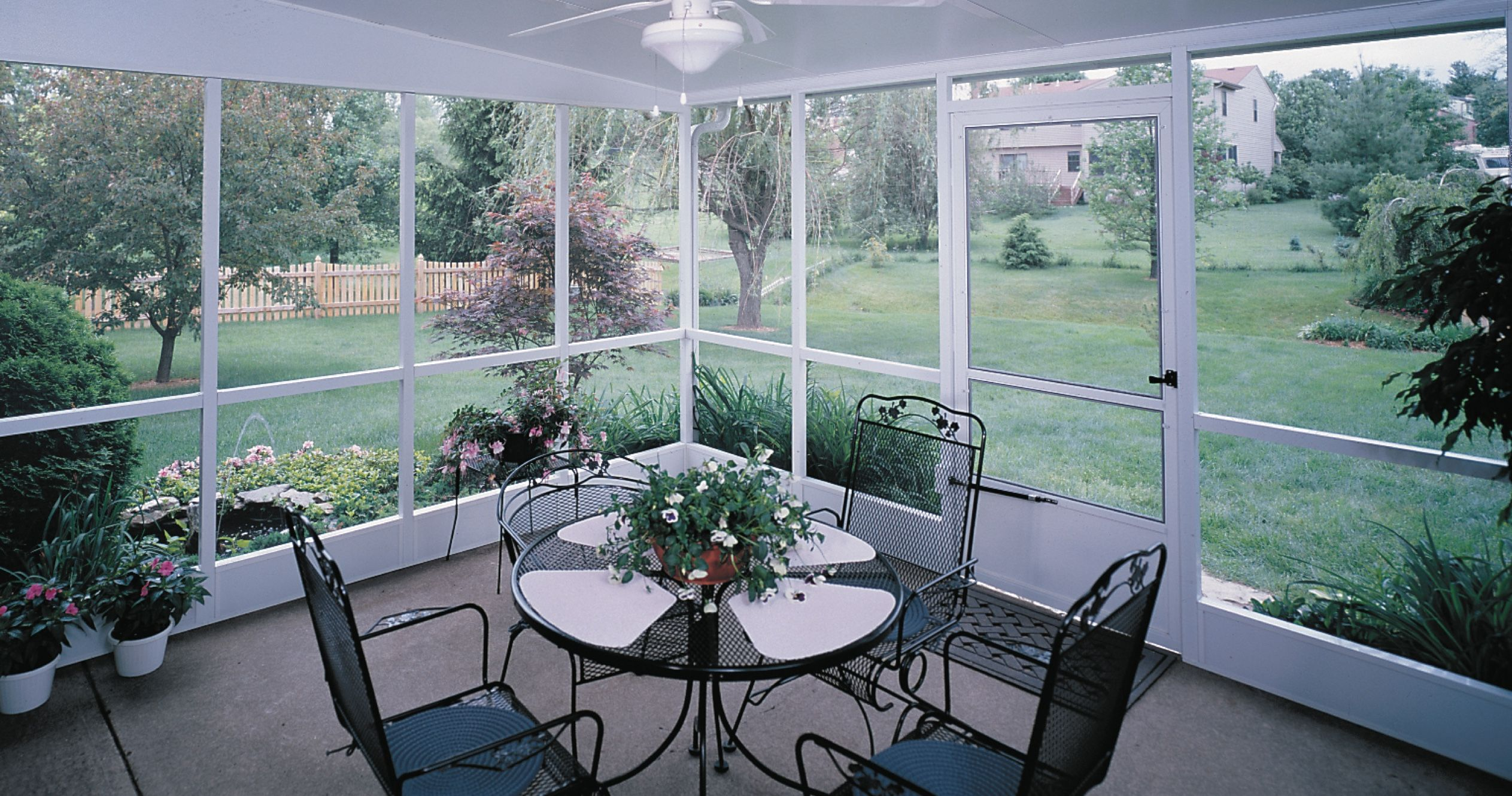Screen Room Amp Screened In Porches Screen Room Ideas Amp Costs