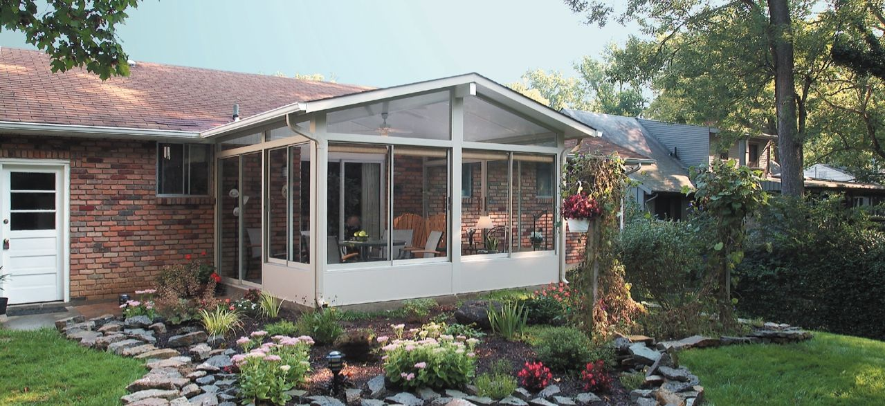 All-Season sunroom exterior photo