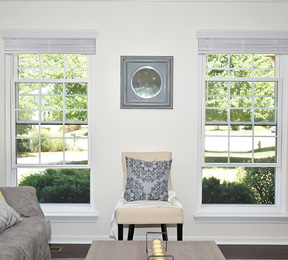Double-Hung Window Example