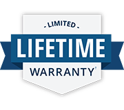 Champion Limited Lifetime Warranty Logo