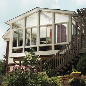 Champion Sunroom exterior