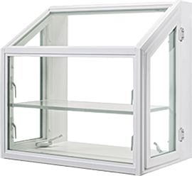 Garden Window and Garden Windows for Kitchen | Champion