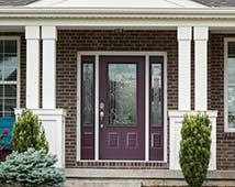 Home with Champion door