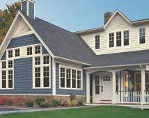 Home with Champion siding