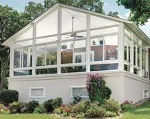 Salt lake city replacement windows champion windows of - Champion windows sunrooms home exteriors ...