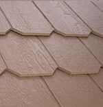 Decorative Octagon Shaped Siding